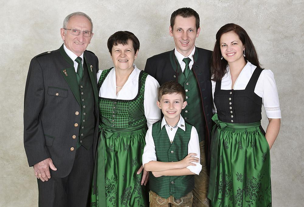 Familie Strohmeier
